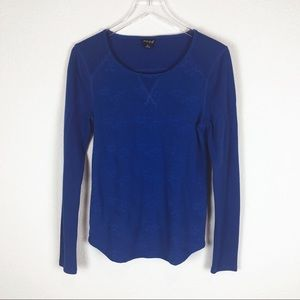 Lucky Brand long sleeve thermal top size L